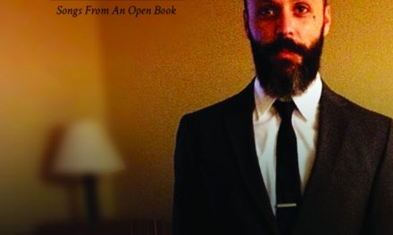 JUSTIN FURSTENFELD – Songs From An Open Book