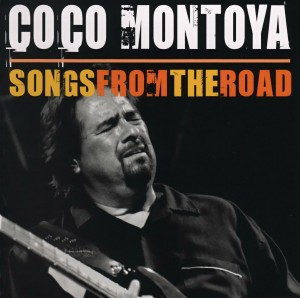 Coco Montoya - Songs From The Road - Front