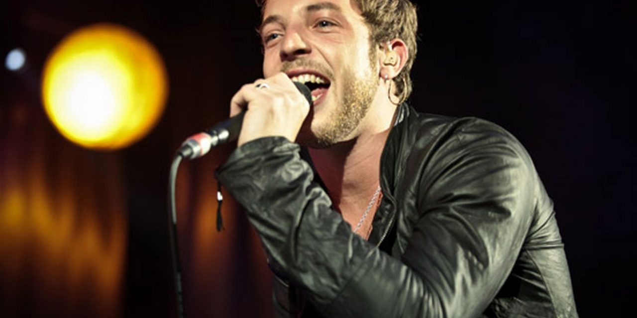 James Morrison – The Awakening World Tour 2012 HMV Apollo, Hammersmith, London
