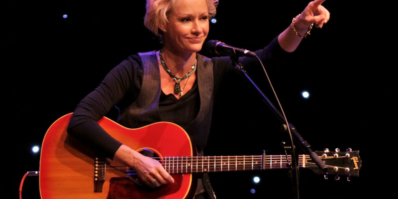 Shelby Lynne  Live at Cadogan Hall, London  06/05/11