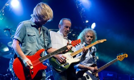 STATUS QUO / WILKO JOHNSON BAND  Hammersmith Apollo – 31 March 2014