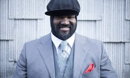 Gregory Porter & Band at the Royal Albert Hall for Bluesfest 2013