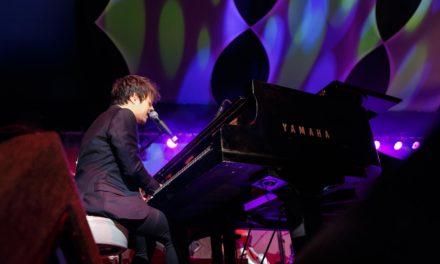 Jamie Cullum – Solo Live at Cheltenham Jazz Festival 2011
