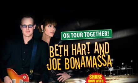 Hart & Bonamassa Live at Hampton Court – 24/6/13