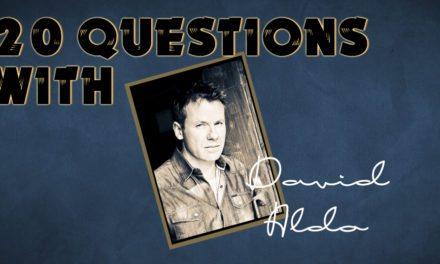 David Aldo – 20 Questions