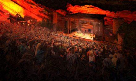 Joe Bonamassa- Muddy Wolf at Red Rocks