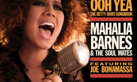 Mahalia Barnes & The Soul Mates – Oooh Yea