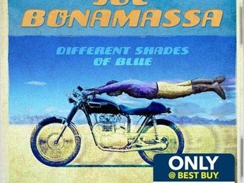 Joe Bonamassa 'Different Shades of Blue' -Three Best Buy (USA) Tracks