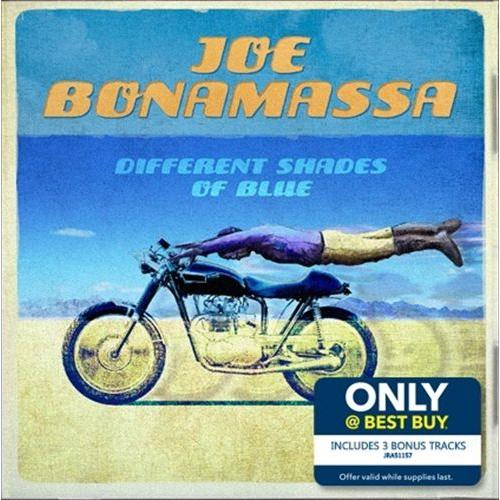 Joe Bonamassa 'Different Shades of Blue' -Three Best Buy (USA) Tracks