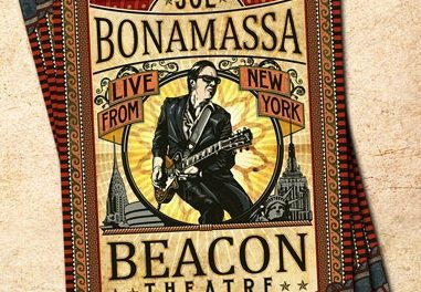 Joe Bonamassa- Beacon Theatre: Live from New York (CD)