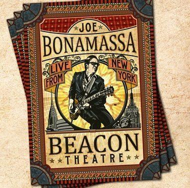 Joe Bonamassa- Beacon Theatre: Live from New York (CD)