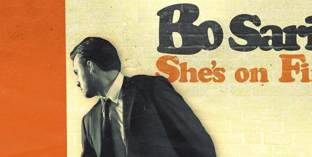 Bo Saris- She's On Fire (Single)