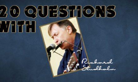 Richard Studholme (of The Blue Devils) – 20 Questions