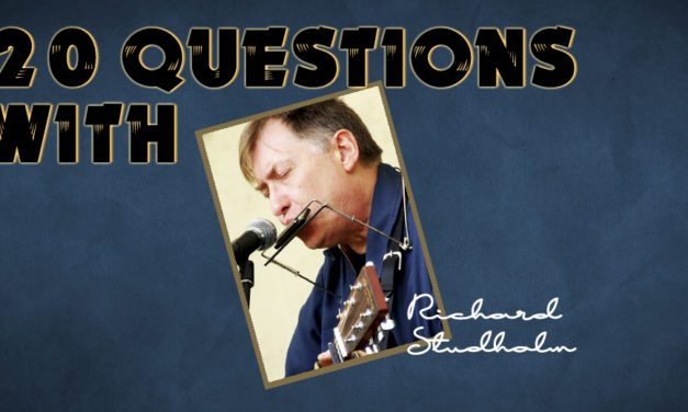 Richard Studholme (of The Blue Devils) – 20 Questions