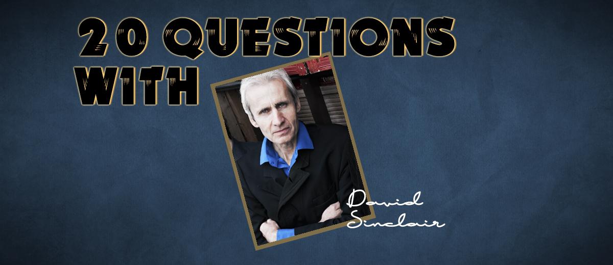 David Sinclair – 20 Questions