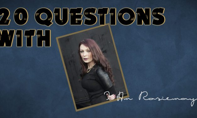 I AM ROSIEMAY – 20 Questions