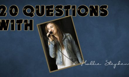 Hollie Stephenson – 20 Questions