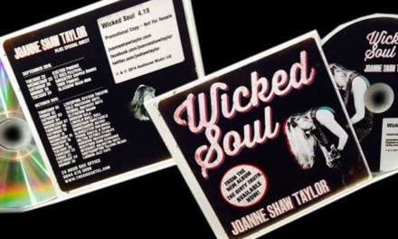 Joanne Shaw Taylor – Wicked Soul (Single)