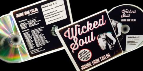 Joanne Shaw Taylor Wicked Soul Single
