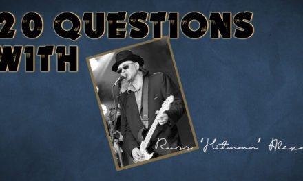 Russ 'Hitman' Alexander – 20 Questions