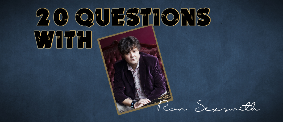 Ron Sexsmith – 20 Questions