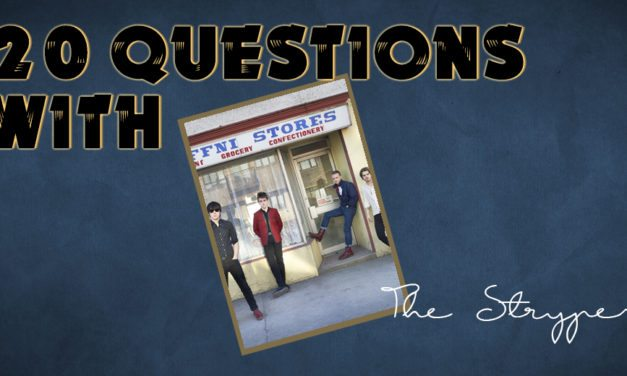 The Strypes – 20 Questions
