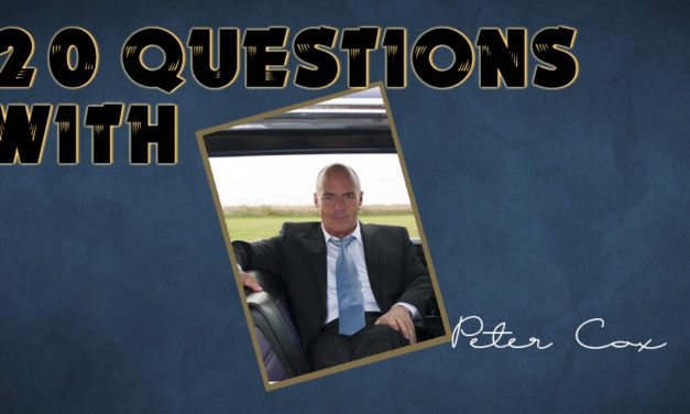Peter Cox – 20 Questions