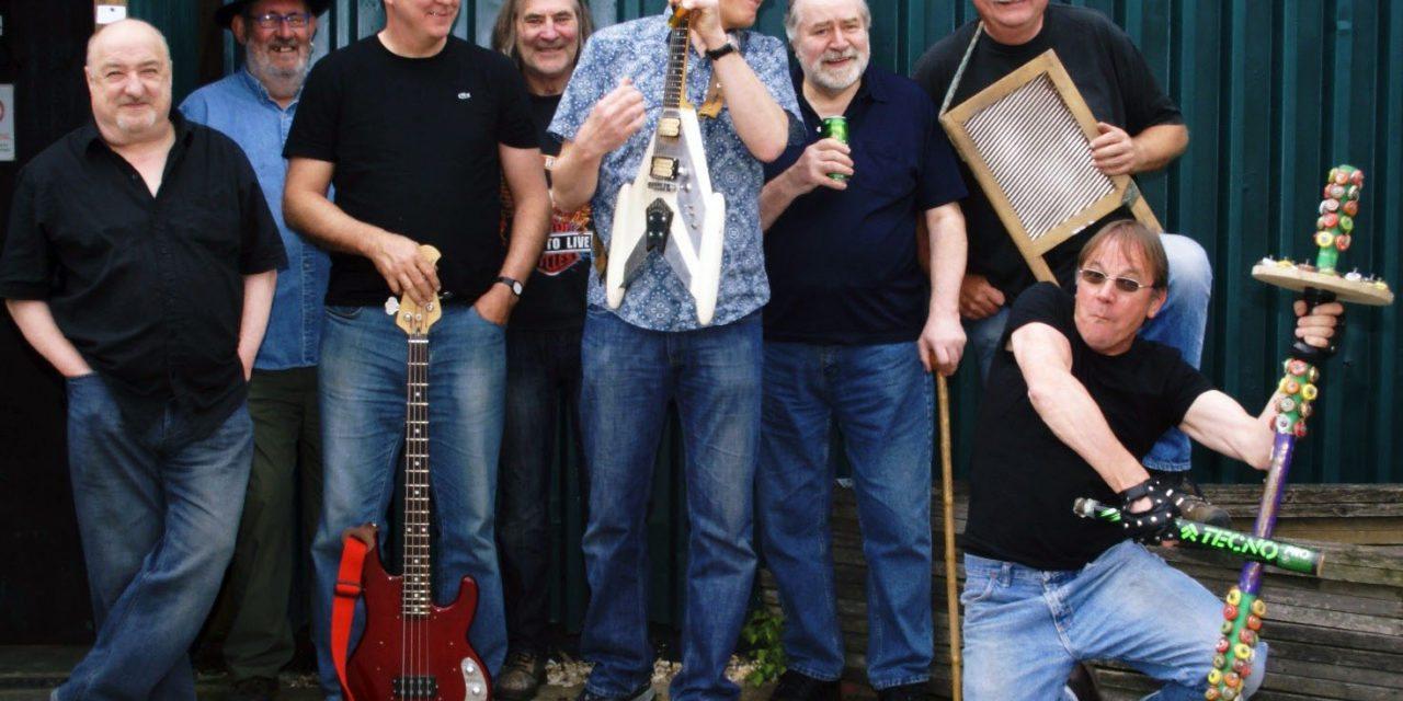 Brett Marvin and The Thunderbolts
