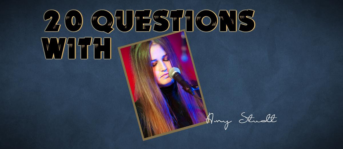 Amy Studt – 20 Questions