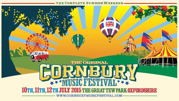 Cornbury Festival 2015, July 2015, The Great Tew Park, Oxfordshire, United Kingdom