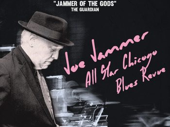 Joe Jammer's All-Star Chicago Blues Revue, June 2015, Half Moon Putney, London, United Kingdom