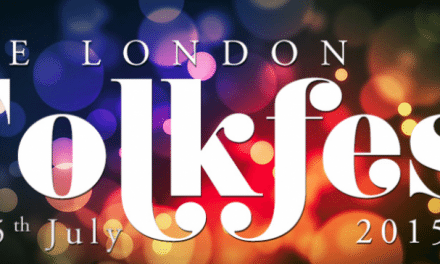 The London Folkfest, July 2015, The Bedford, Balham, London, United Kingdom