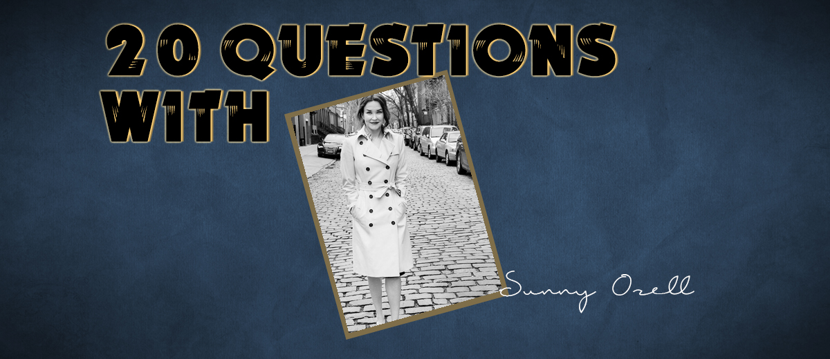 Sunny Ozell – 20 Questions