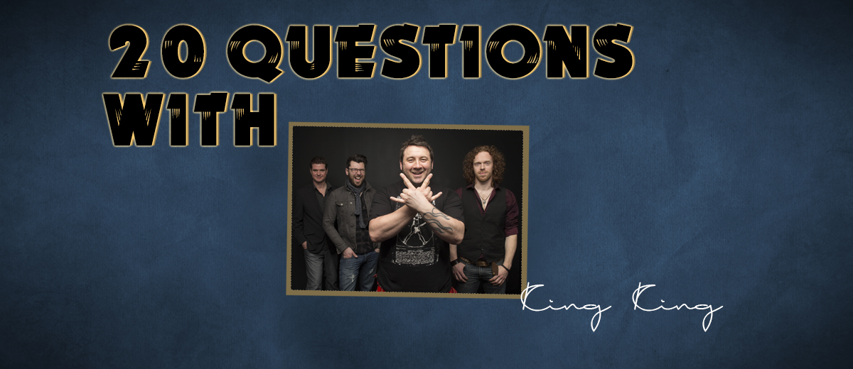 King King – 20 Questions