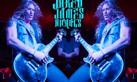 Jared James Nichols New 'Highwayman' EP Announcement and Special Guest for Glenn Hughes UK Tour 2015