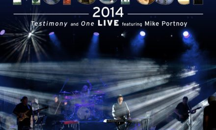 Official Trailer for 'MorseFest 2014 Live' – Featuring Mike Portnoy
