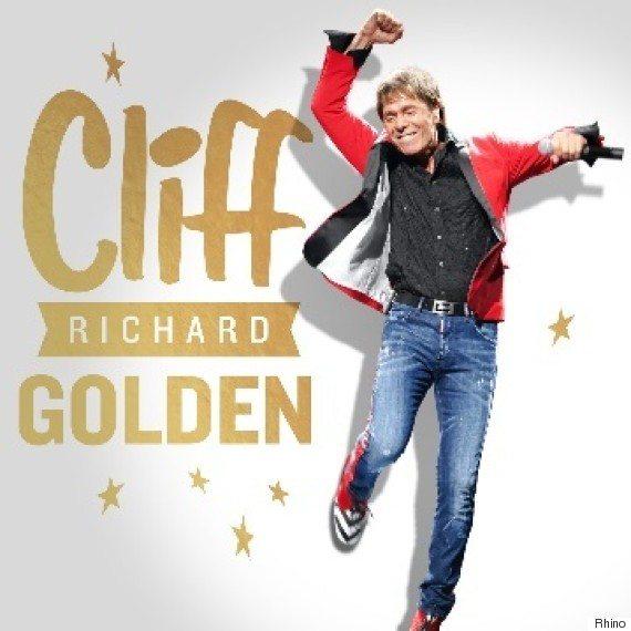 Cliff Richard – 'Golden' (Single)
