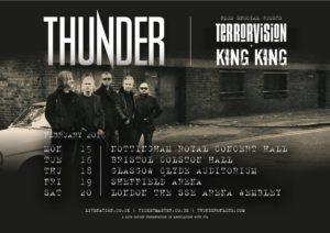 Thunder Arena Tour Image