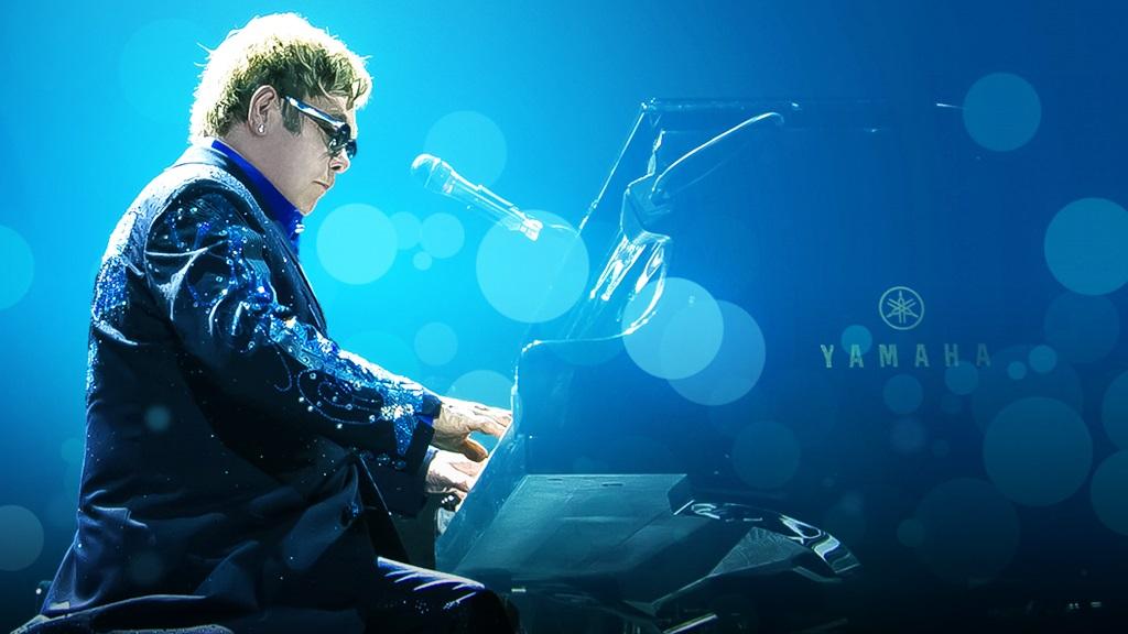 Sir Elton John New Album & 2016 UK Tour Dates Announcement