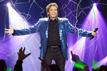 Barry Manilow Last Time Image