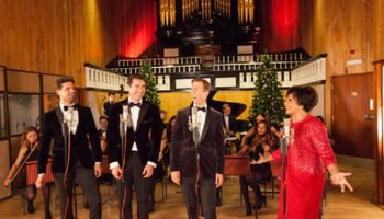 Blake with Dame Shirley Bassey – The Christmas Song  (Chestnuts Roasting on an Open Fire)' (Single)