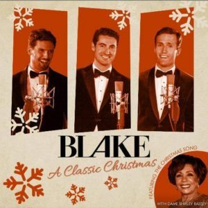 Blake and Dame Shirley Bassey Single Cover