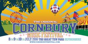 Cornbury Music Festival 2016 Announces Friday Lineup