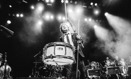 Jamie Cullum and His Big Band (Part of Prudential Bluesfest), November 2015, Indigo @ O2, London, United Kingdom
