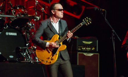Joe Bonamassa Announces April 2017 UK Tour
