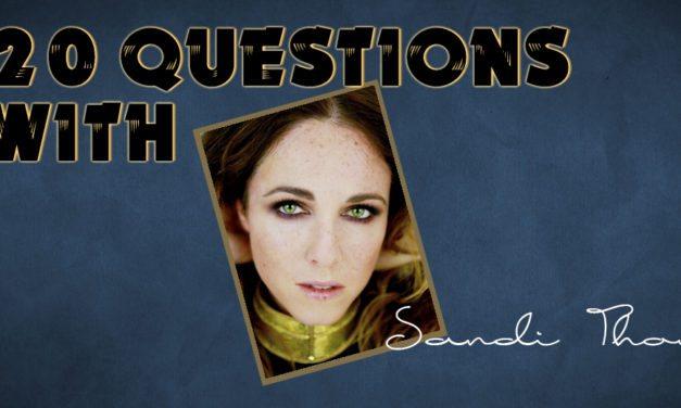 Sandi Thom – 20 Questions