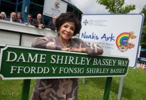 Shirley Bassey Children's Hospital