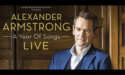 Alexander Armstrong New Album and 2016 UK Tour Announcement