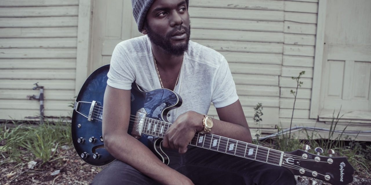 Gary Clark Jr. and Special Guests Black Pistol Fire, November 2015, Electric Ballroom, Camden, London, United Kingdom