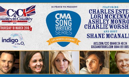 2016 CMA Songwriters Series in the UK Announces Lineup